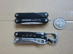 (上)LEATHERMAN SQUIRT PS4/(下)LEATHERMAN Style PS